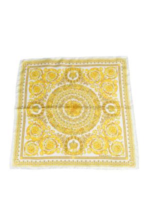 VERSACE: sciarpe e foulard online - Foulard Tribute Baroque SS'92