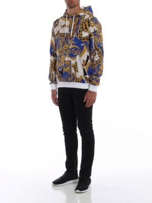 VERSACE: Felpe e maglie online - Felpa Signature Under the Covers