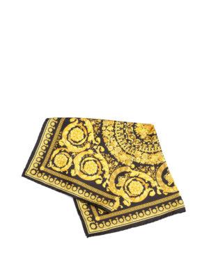 VERSACE: sciarpe e foulard - Foulard Baroque SS'92 Tribute