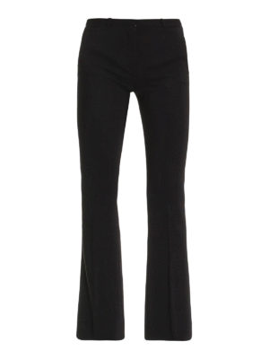Versace: Tailored & Formal trousers - Formal flared trousers