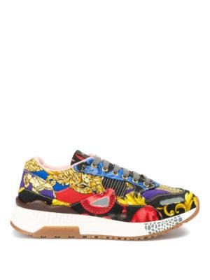 VERSACE: sneakers - Sneaker Achilles