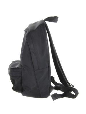 Versus Versace: backpacks online - LION HEAD DETAIL NYLON BACKPACK