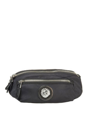 Versus Versace: belt bags - Lion Head detail belt bag