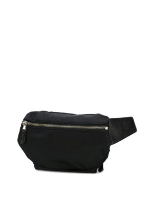 Versus Versace: belt bags online - Lion Head detail belt bag