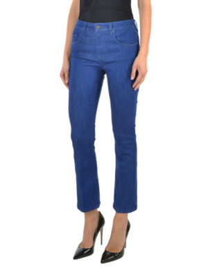 Victoria Beckham: skinny jeans online - Stretch cotton jeans