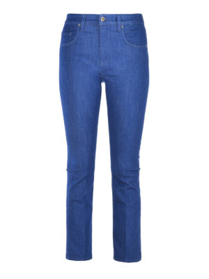 Victoria Beckham: skinny jeans - Stretch cotton jeans