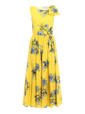 Vivetta: maxi dresses - Kajam cotton dress