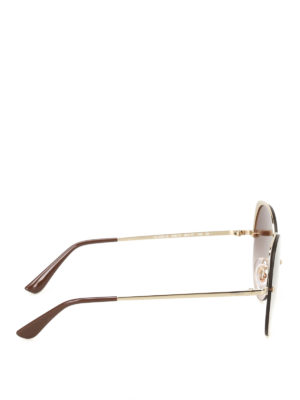 Vogue: sunglasses online - Metallic Beat sunglasses