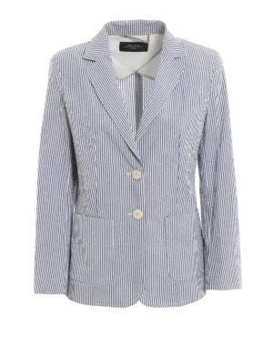 WEEKEND MAX MARA: giacche blazer - Blazer Pincio a righe