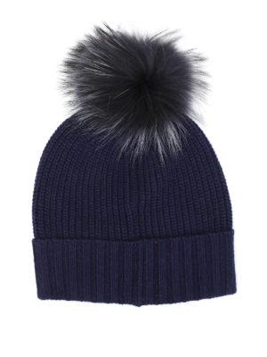 Woolrich: beanies online - Knitted wool blend beanie