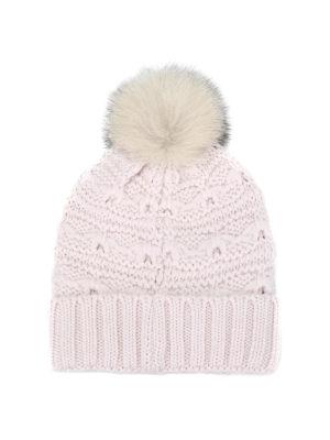 Woolrich: beanies online - Serenity knitted wool beanie