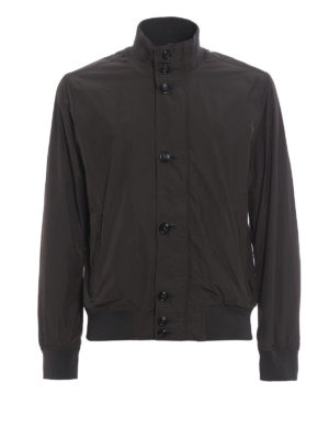 Woolrich: bombers - Water resistant Club bomber jacket