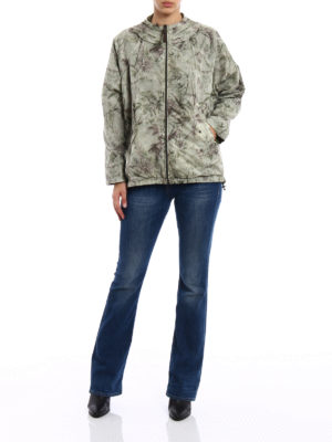 Woolrich: casual jackets online - Reversible patterned windbreaker
