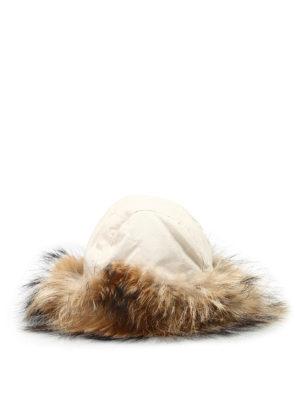 Woolrich: hats & caps online - Fur padded hat