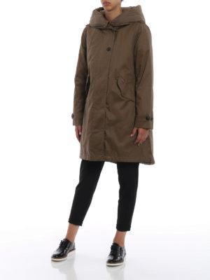 WOOLRICH: cappotti imbottiti online - Parka Prescott con interno staccabile