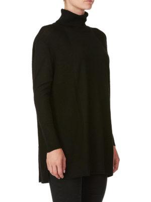WOOLRICH: maglia a collo alto e polo online - Maglia in lana lunga con collo alto