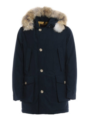 Woolrich: padded coats - Arctic Parka slim padded coat