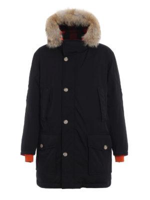 WOOLRICH: cappotti imbottiti - Atlantic Parka reversibile Griffin x Woolrich