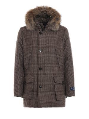 WOOLRICH: cappotti imbottiti - Artic parka Loro Piana x Woolrich
