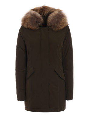 Woolrich: padded coats - Luxury Arctic padded parka