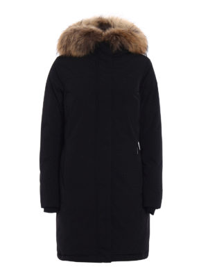 Woolrich: padded coats - Luxury Boulder padded coat