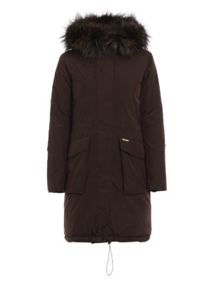 Woolrich: padded coats - Military Parka