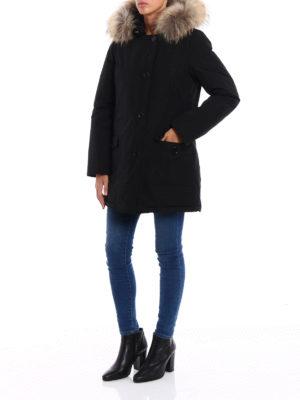 Woolrich: padded coats online - Artik Parka Df padded coat