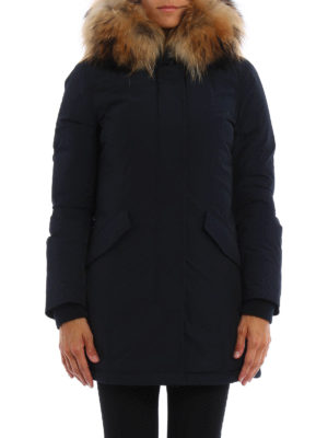 Woolrich: padded coats online - Lux Artic Parka fitted padded coat