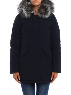 Woolrich: padded coats online - Luxury Artic padded parka