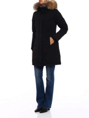 Woolrich: padded coats online - Luxury Boulder padded coat