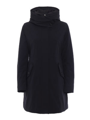 Woolrich: padded coats - Two-piece stretch nylon eskimo