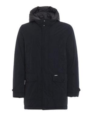 WOOLRICH: giacche imbottite - Piumino City blu scuro