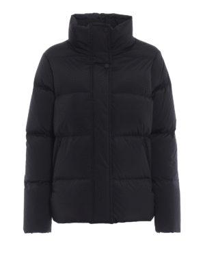 WOOLRICH: giacche imbottite - Piumino corto Premium Puffy nero opaco