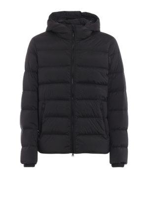 WOOLRICH: giacche imbottite - Piumino Sierra con cappuccio