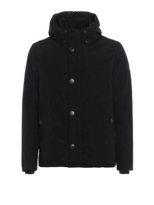 WOOLRICH: giacche imbottite - Giacca South Bay nera