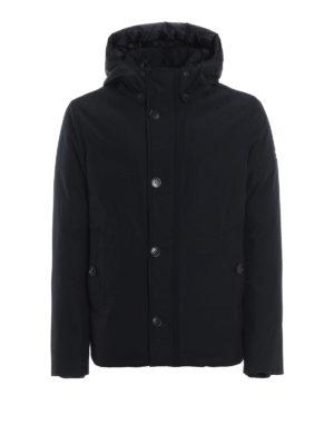 WOOLRICH: giacche imbottite - Giacca South Bay blu navy