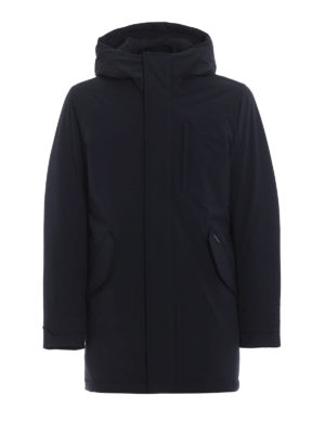 WOOLRICH: giacche imbottite - Parka Stretch Military