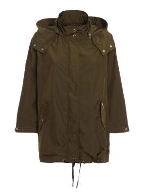 Woolrich: parkas - Anorak windproof cape style parka