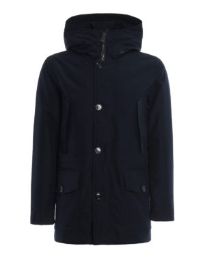 Woolrich: parkas - Mountain nylon padded parka