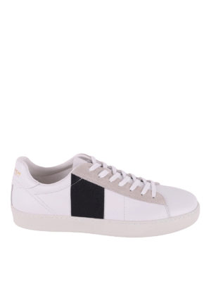 Woolrich: trainers - Court Low leather sneakers