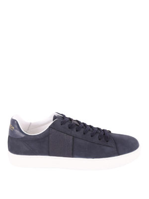 Woolrich: trainers - Court Low nubuck sneakers