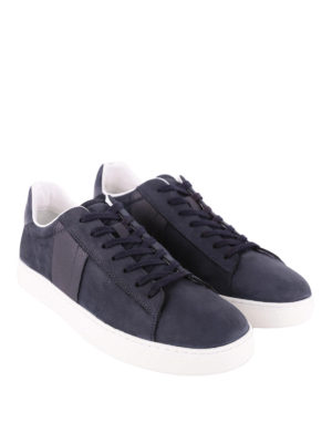 Woolrich: trainers online - Court Low nubuck sneakers