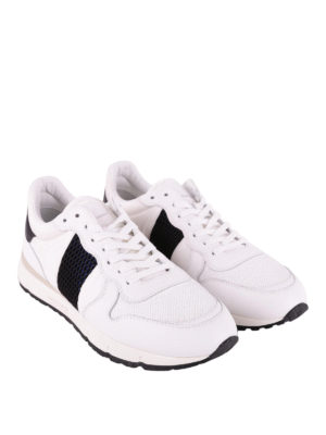 Woolrich: trainers online - Jogger mesh band sneakers