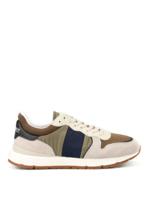 WOOLRICH: sneakers - Jogger in suede