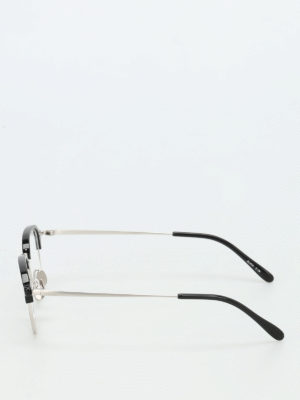 Yellows Plus: glasses online - Alvin titanium optical glasses