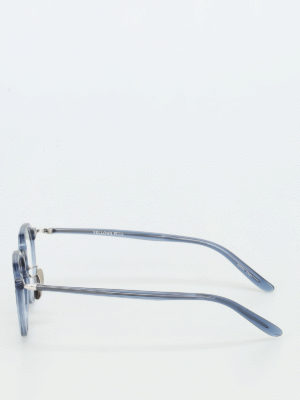 Yellows Plus: glasses online - Serra acetate optical glasses