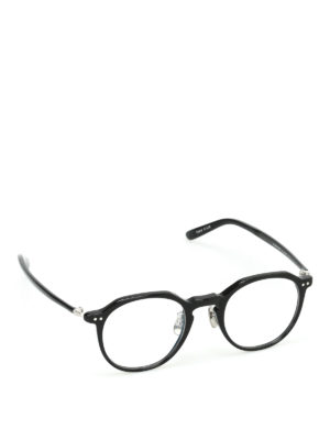 Yellows Plus: glasses - Serra acetate optical glasses