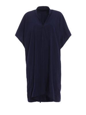 Y's: knee length dresses - Poplin oversized dress
