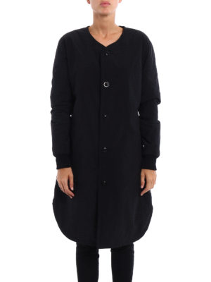 Y's: padded coats online - Technical fabric padded coat