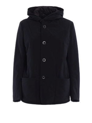 Y's: padded jackets - Technical fabric padded jacket